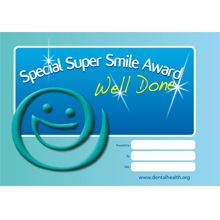 Smile Award Certificates