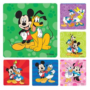 Stickers - Disney Gang
